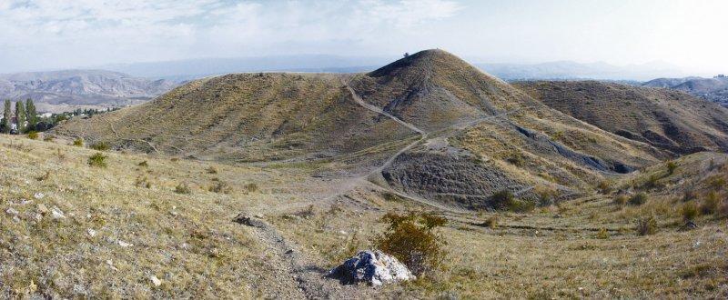 Панорама холма