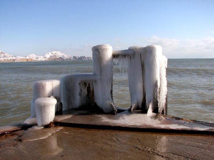Зимний Коктебель