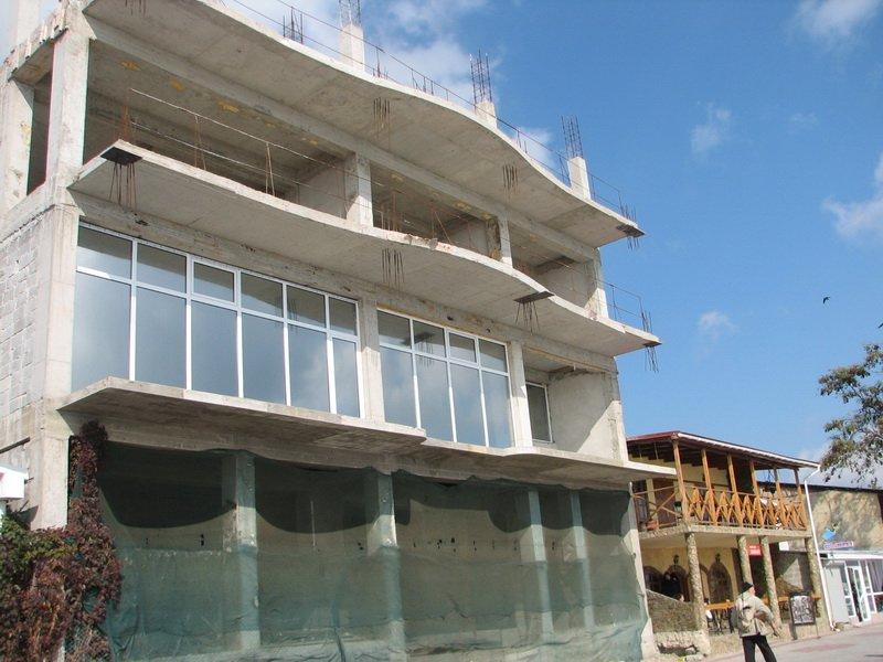 Коктебель октябрь 2008