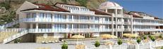 Белый грифон, отель
